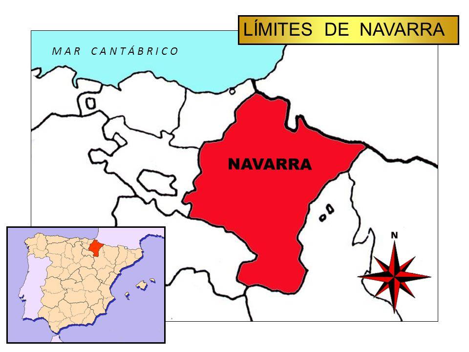 COMUNIDAD FORAL DE NAVARRA La Comunidad en la que vivimos se llama_______ que se sitúa al _______ de España.