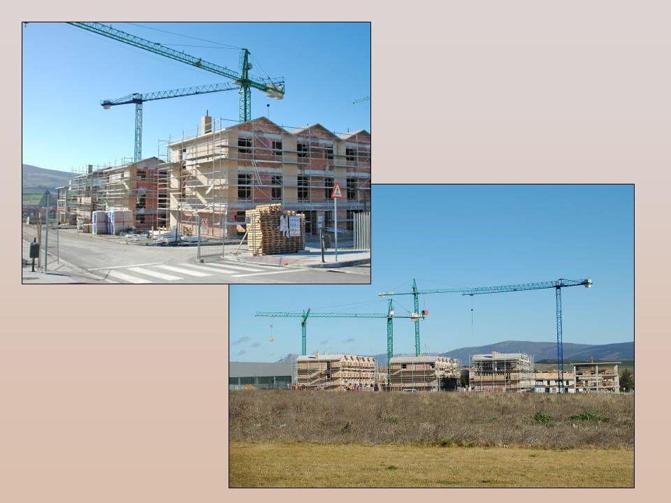 El proceso de industrialización de Navarra tuvo escasa importancia hasta la década de 1960.