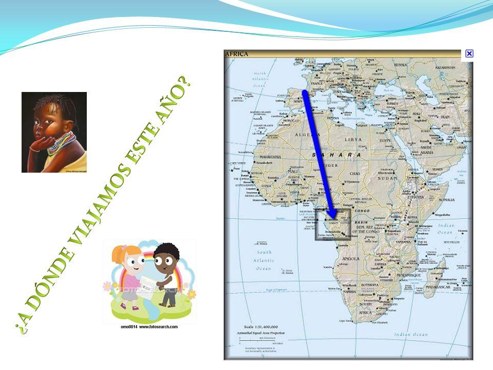 Contexto Algunos datos de interés de Gabón: - superficie: 267.667 Km².