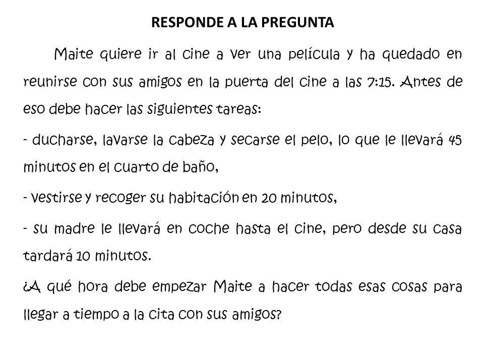 PIENSA BIEN Y RESUELVE ESTOS EJERCICIOS 1.