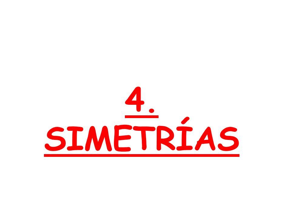 4. SIMETRÍAS