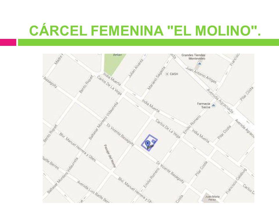 CÁRCEL FEMENINA