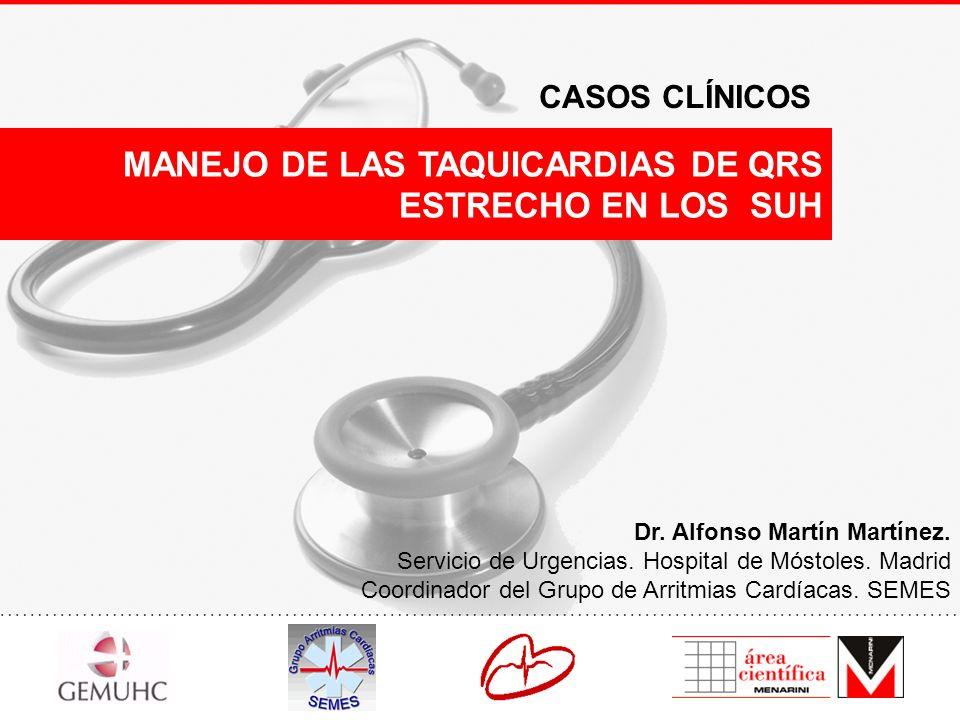 I Curso de actualización médica para el servicio de urgencias de los hospitales comarcales Dr. Alfonso Martín Martínez. Servicio de Urgencias. Hospita
