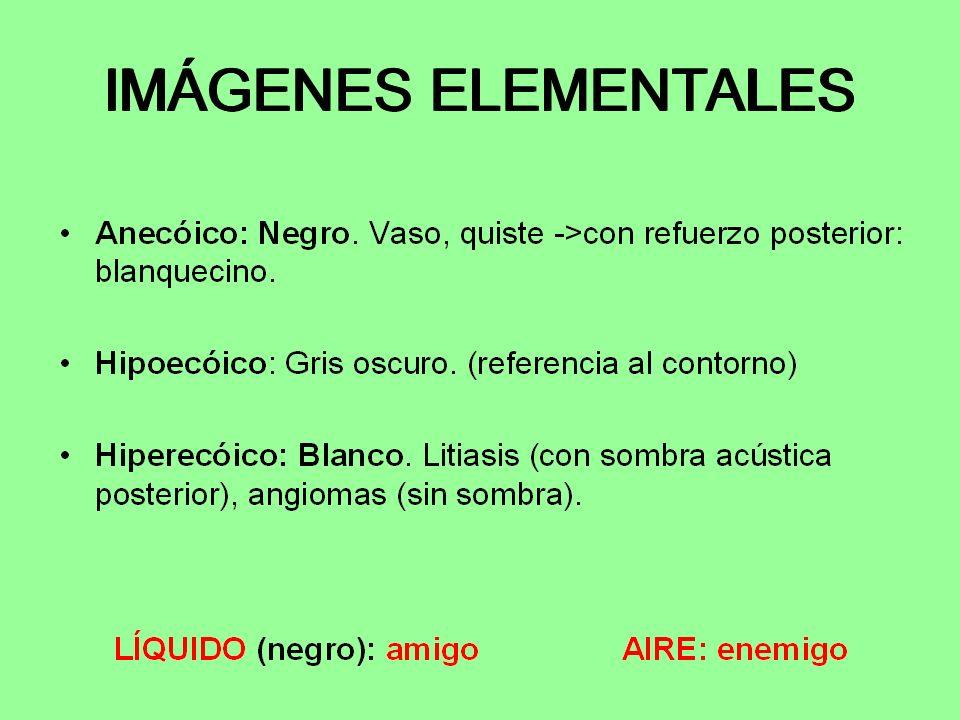 IMÁGENES ELEMENTALES