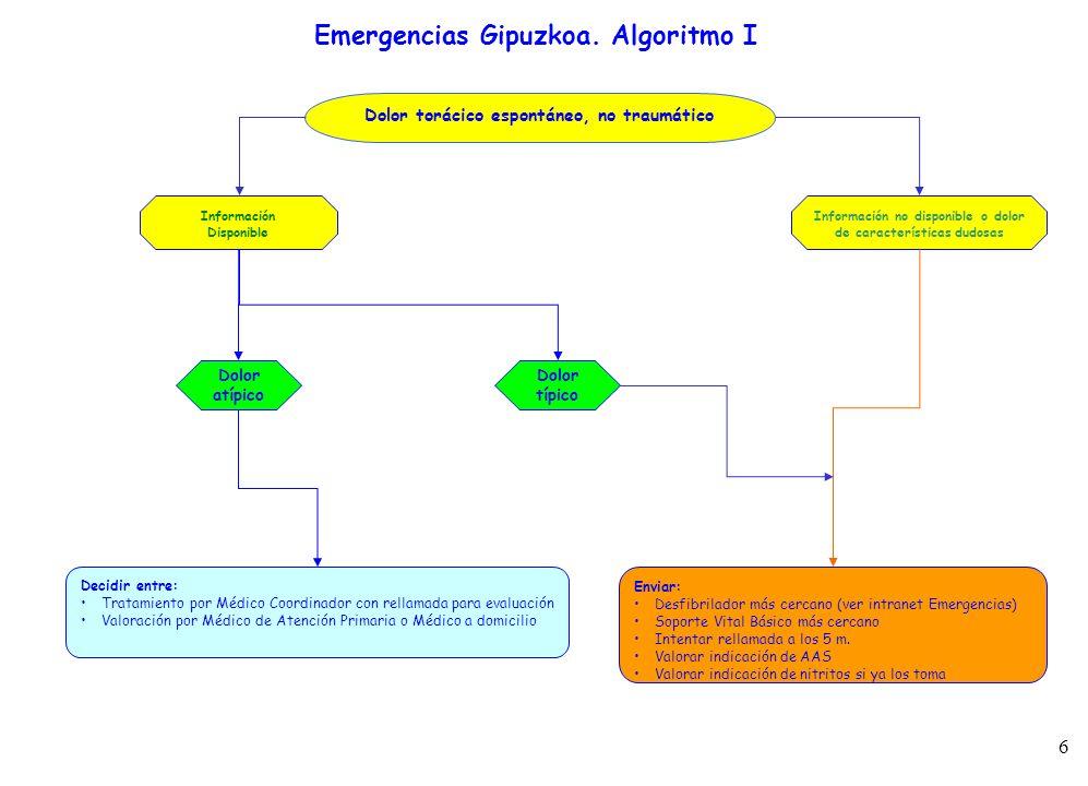 27 Síndrome coronario agudo sin elevación ST (SCASEST) (version 2012)