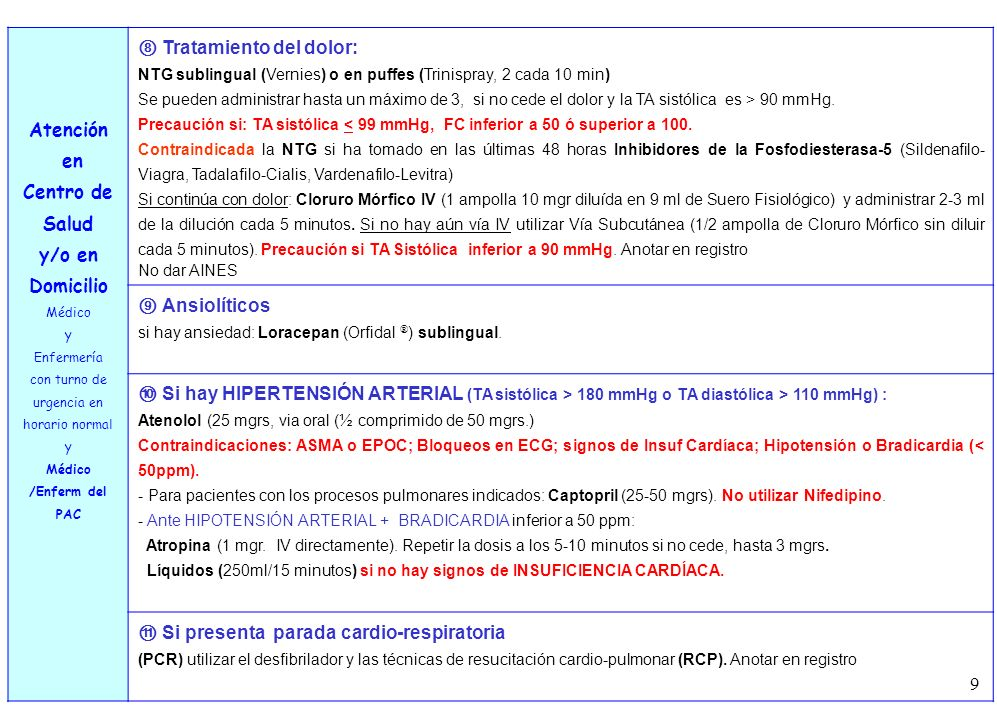 40 Manejo del SCASEST en Cardiología/Medicina Interna.