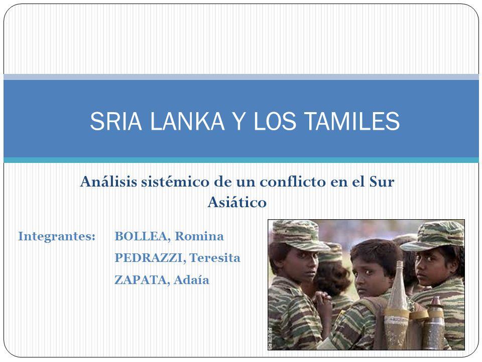 Conclusión El conflicto entre el gobierno de Sri Lanka y el LTTE aún sigue presente, si bien las negociaciones por un proceso de paz continúan.