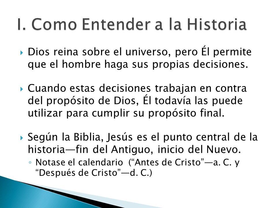 Jesús ha dado inicio a la nueva era pero la consumación de esa era todavía es futuro.