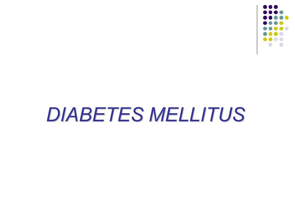 LAS PRUEBAS Y LOS VALORES DEL LABORATORIO QUE INDICAN LA PRESENCIA DE METABOLISMO DE LA GLUCOSA ALTERADO (pero que NO indican la presencia de la DM1) Glucosa sanguínea en ayunas :igual o mayor a 100 mg/dL (igual o mayor a 5.55 mmol/L) PERO menos de 126 mg/dL (menos de 7 mmol/L) Glucosa sanguínea en ayunas :igual o mayor a 100 mg/dL (igual o mayor a 5.55 mmol/L) PERO menos de 126 mg/dL (menos de 7 mmol/L) Glucosa sanguínea DOS horas posprandial: igual o mayor a 140 mg/dL (igual o mayor a 7.8 mmol/L) PERO menos de 200 mg/dl (menos de 11.1 mmol/L) F Glucosa sanguínea DOS horas posprandial: igual o mayor a 140 mg/dL (igual o mayor a 7.8 mmol/L) PERO menos de 200 mg/dl (menos de 11.1 mmol/L) F