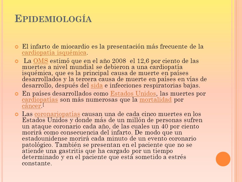 C ARDIOPATÍA I SQUÉMICA Cardiopatía Isquémica.Angina De Pecho.