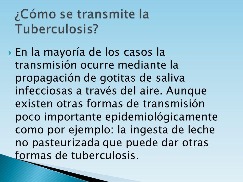 En la mayoría de los casos la transmisión ocurre mediante la propagación de gotitas de saliva infecciosas a través del aire. Aunque existen otras form