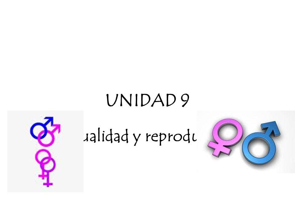 UNIDAD 9 Sexualidad y reproducción