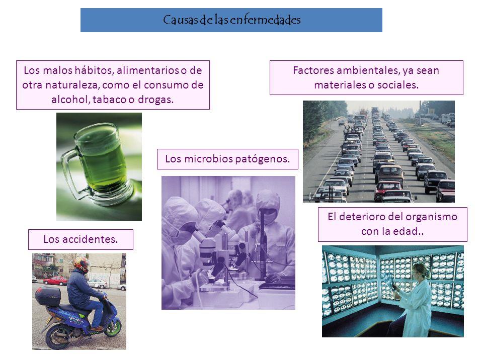 Algunas definiciones Patología: ciencia que estudia las enfermedades.