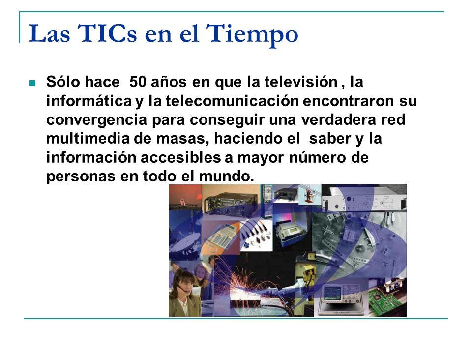 TICs: Audiovisuales con Movimiento Videoconferencia/Aula Virtual Comunicación de imagen y sonido que se da de manera bidireccional y sincrónica, a través de monitores de televisión con cámaras acopladas.