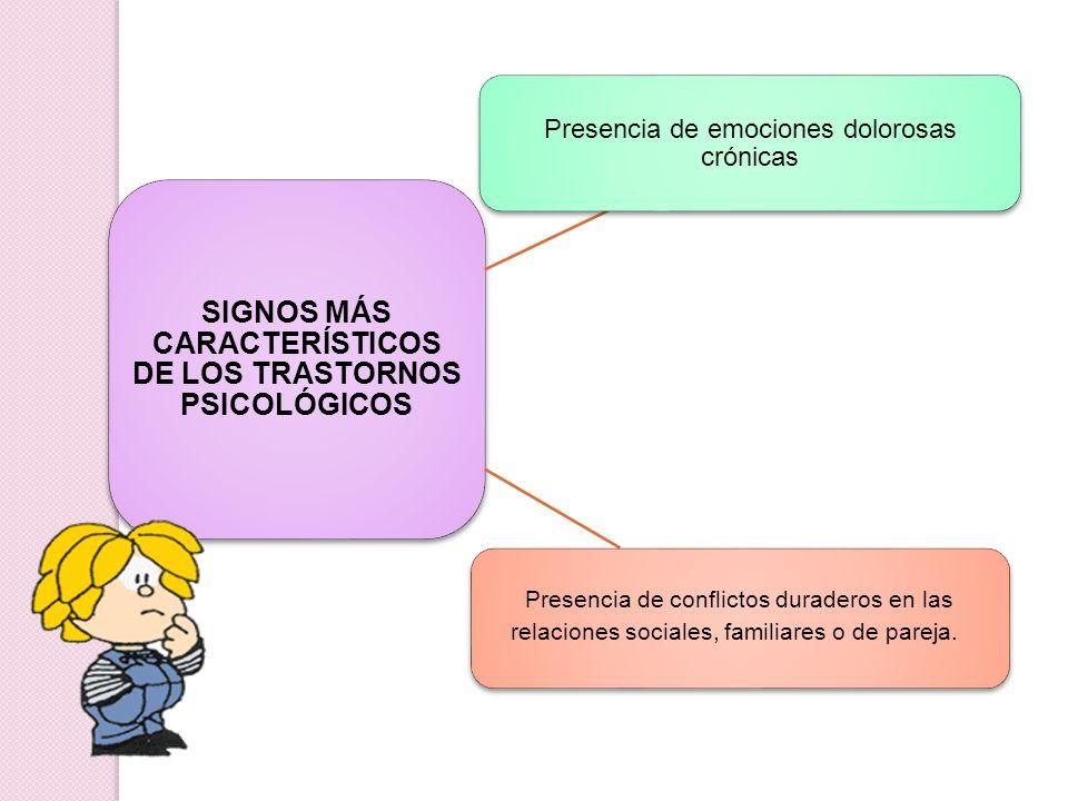 CLASIFICACIÓN DE LOS TRASTORNOS MENTALES O PSICOLÓGICOS OMS CIE 10 F00-F09 TRASTORNOS MENTALES ORGÁNICOS, INCLUIDOS LOS SINTOMÁTICOS.