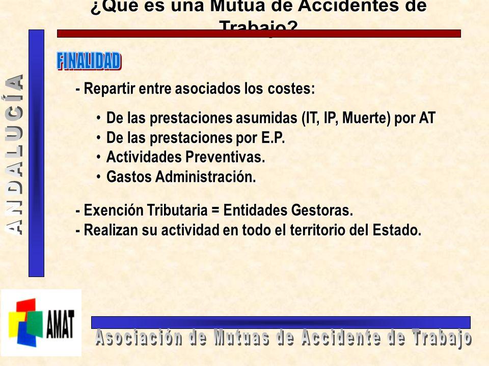 ¿Qué es una Mutua de Accidentes de Trabajo? Asociación de Empresarios. Asociación de Empresarios. Personalidad Jurídica Propia y gozan de plena capaci