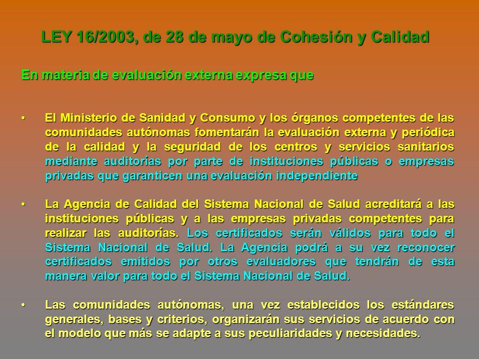 16 de la ley 47 2003: