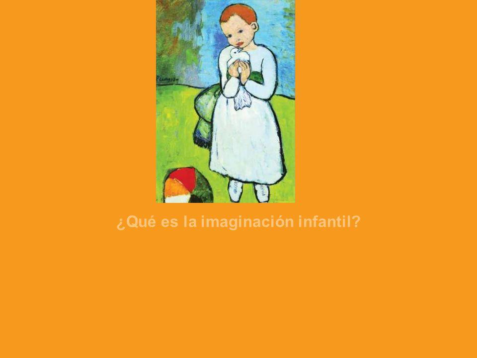 ¿Qué es la imaginación infantil?