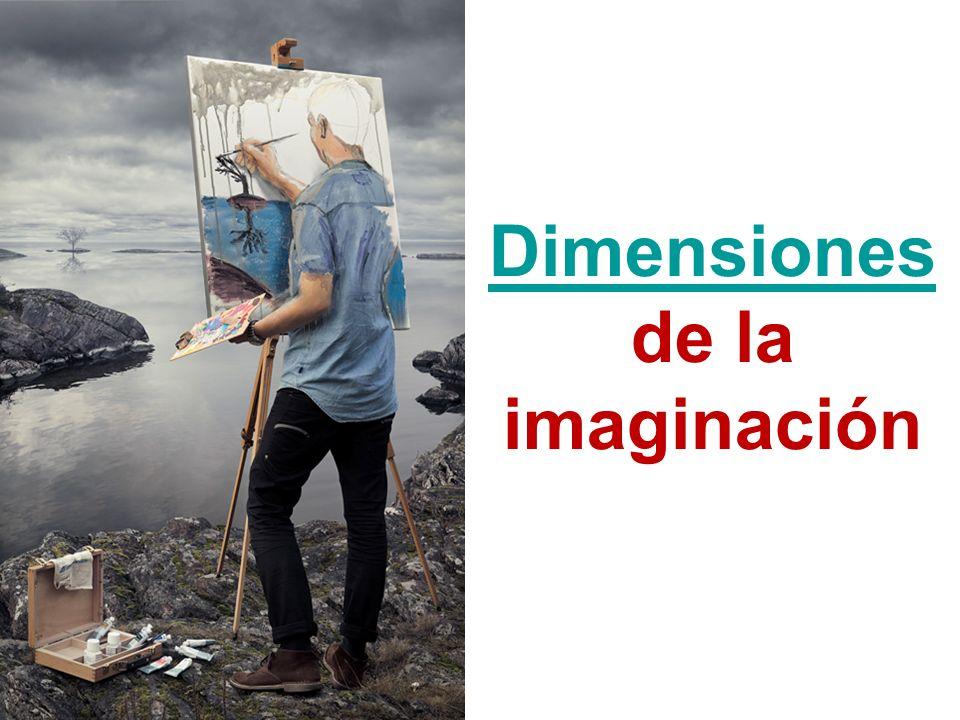 Dimensiones Dimensiones de la imaginación