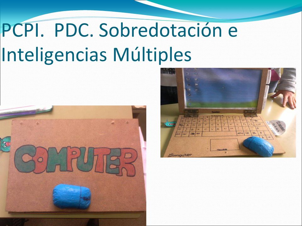 PCPI. PDC. Sobredotación e Inteligencias Múltiples