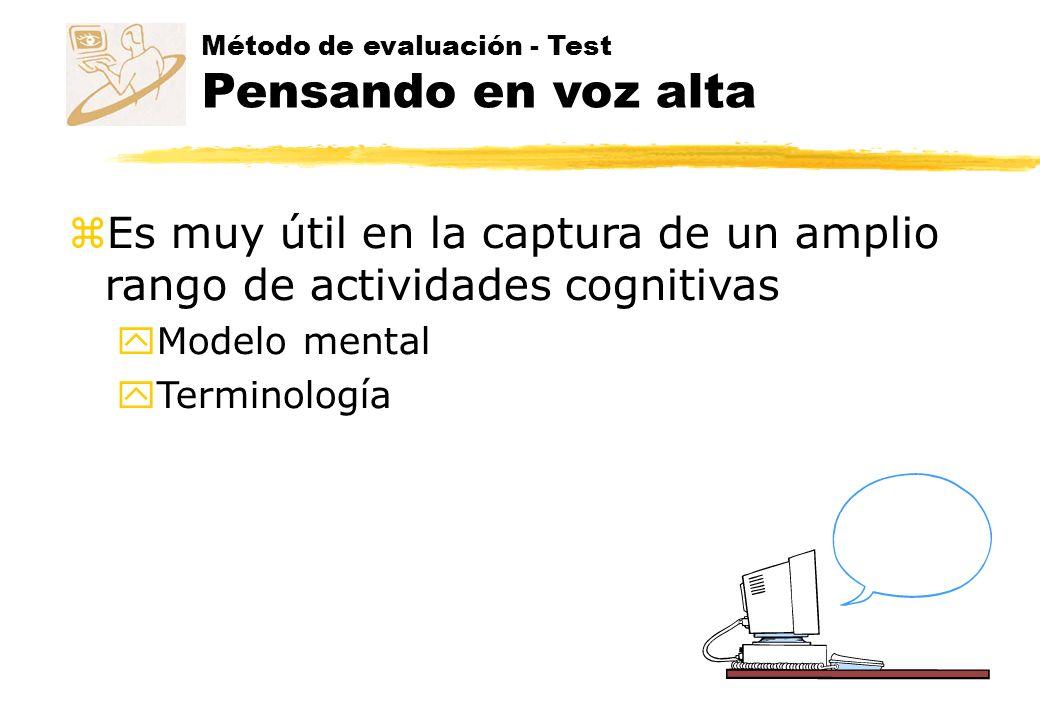 zDerivación del método de pensando en voz alta (thinking aloud) yEn vez de uno, dos usuarios hacen el test simultáneamente.