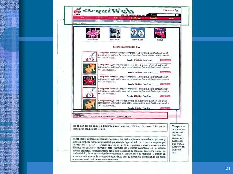 Diseño y programación web para comercio electrónico Dr. Francisco J. Mata 21