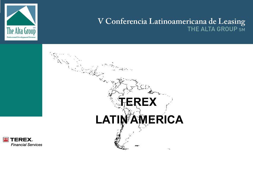 TEREX LATIN AMERICA