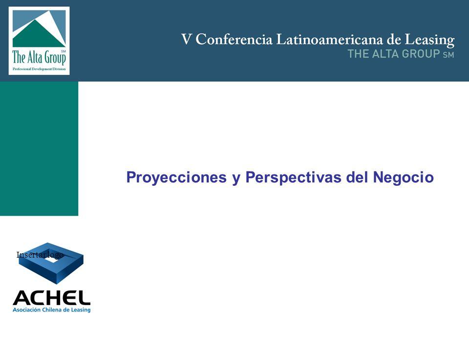 Insertar logo Proyecciones y Perspectivas del Negocio