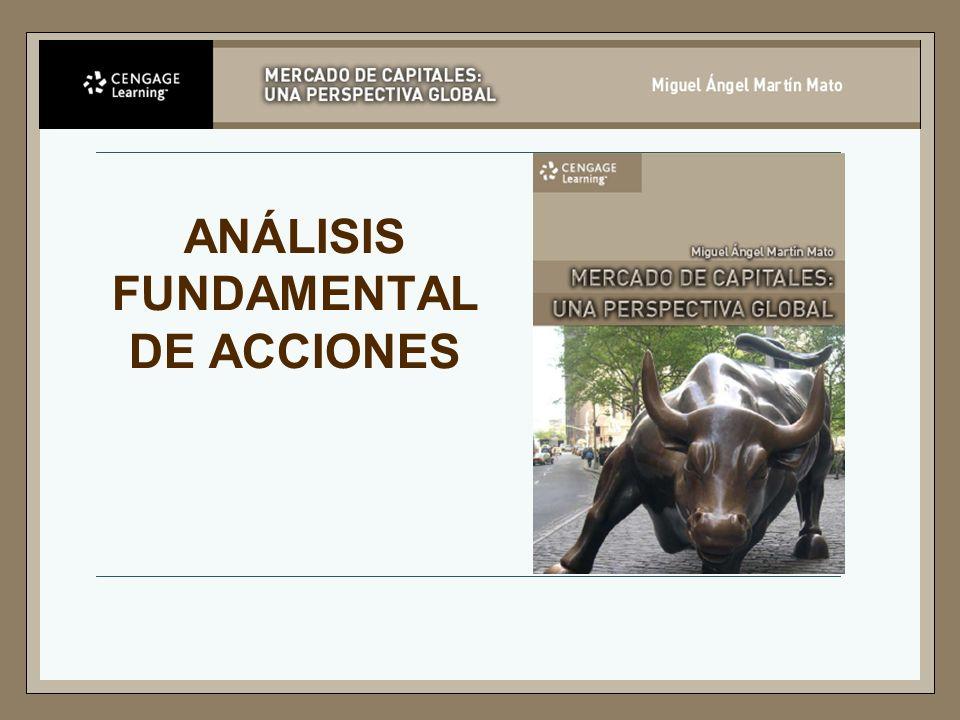 ANÁLISIS FUNDAMENTAL DE ACCIONES