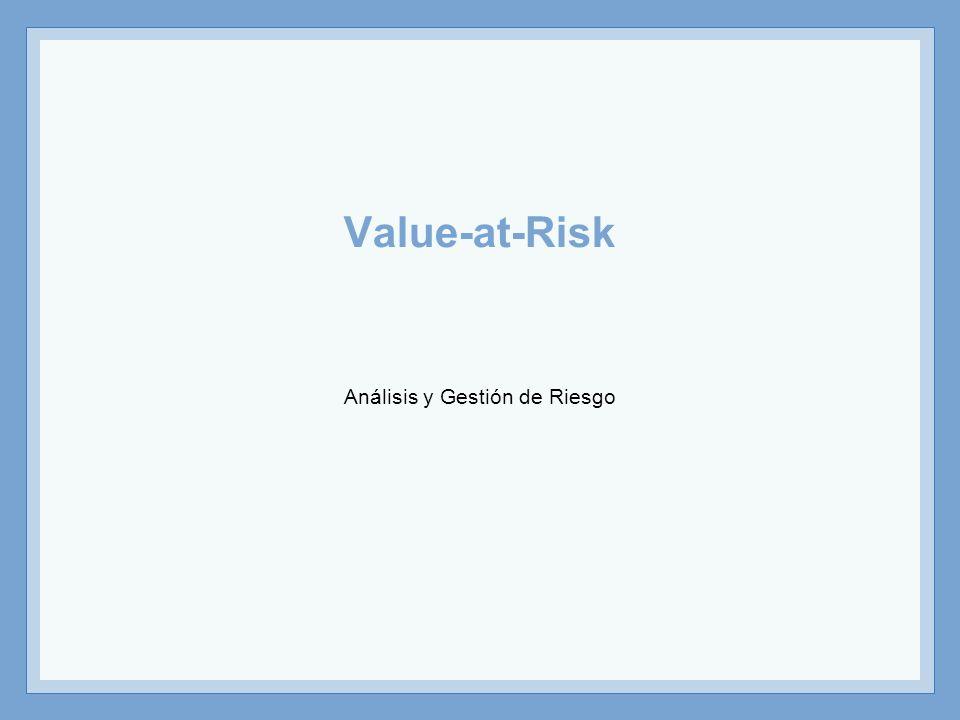 Instrumentos de Renta Fija – Profesor: Miguel Angel Martín 52 Descomposición del VaR (2) Beta VaR Busca repartir el riesgo total entre cada una de las inversiones individuales, usando como coeficiente el índice beta entre el rendimiento del activo individual y el rendimiento de la cartera en su totalidad.