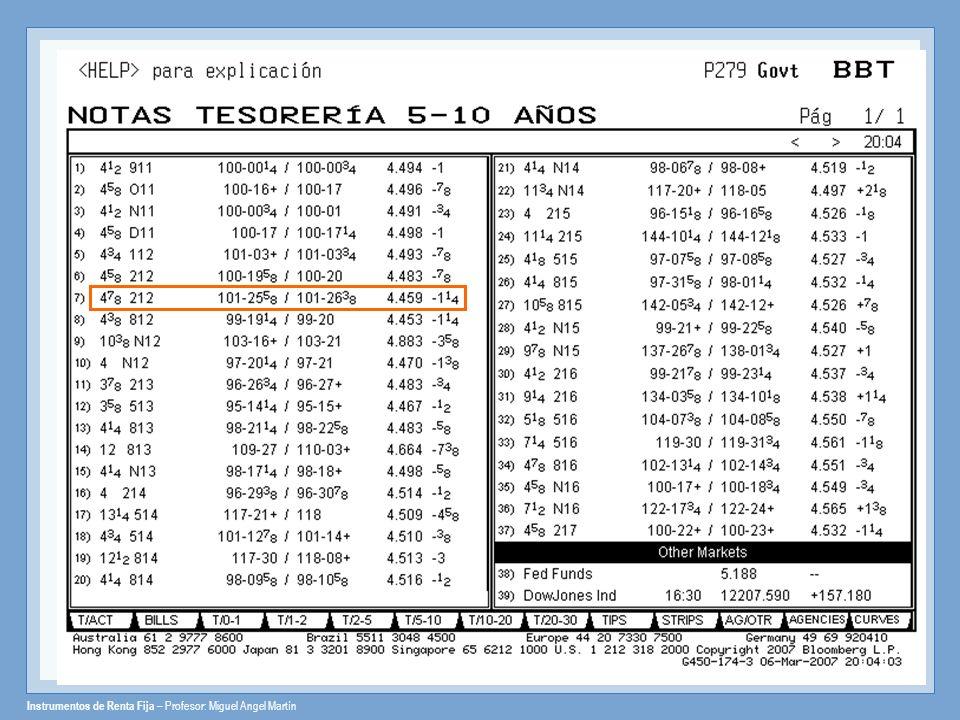 Bonos Indexados a la Inflación Existen bonos que tratan de proteger al inversor de la pérdida de poder adquisitivo provocada por la inflación.