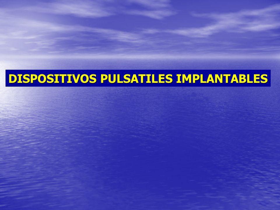 DISPOSITIVOS PULSATILES IMPLANTABLES