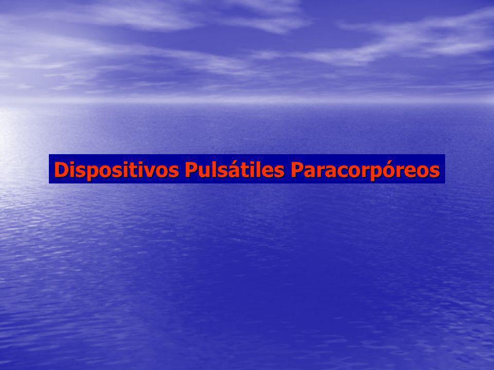Dispositivos Pulsátiles Paracorpóreos