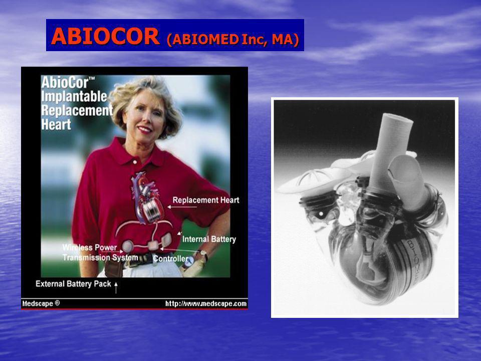 ABIOCOR (ABIOMED Inc, MA)