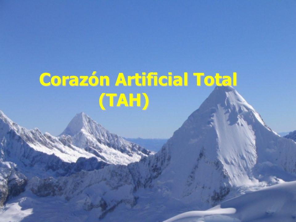 Corazón Artificial Total (TAH)