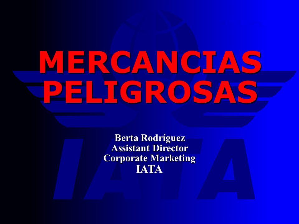 Regulación Sobre Mercancías Peligrosas - 5 días Aplicación/utilización/documentación Conocimiento práctico - responsabilidad legal Curso de Actualización - 3 días Revalidar conocimiento según IATA/OACI Cursos Básicos