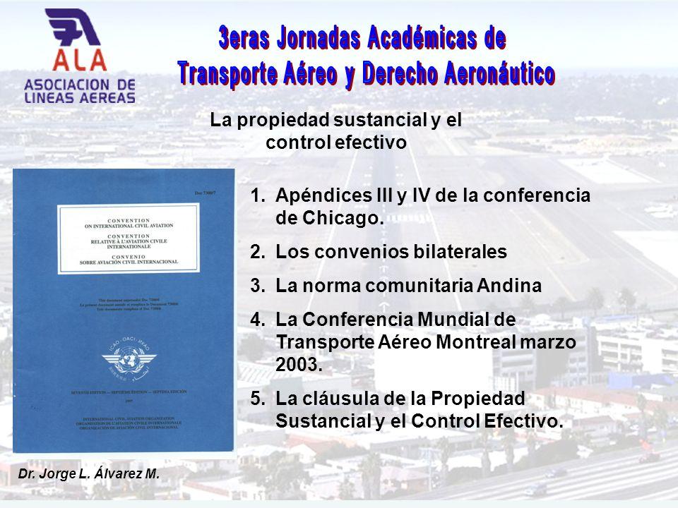 Dr. Jorge L. Álvarez M.