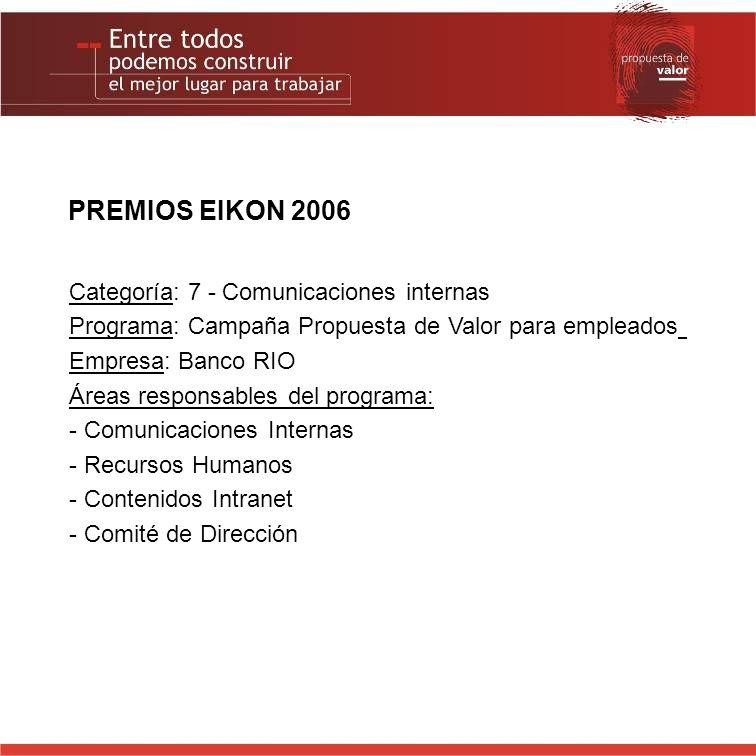 La campaña, paso a paso El Día D y después El 11 de agosto de 2005 fue la fecha elegida para presentar oficialmente la propuesta.