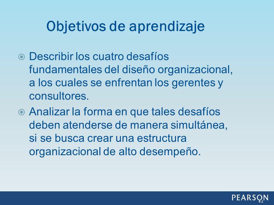 Organización centralizada Organización centralizada: Arreglo organizacional donde la autoridad para tomar decisiones importantes es retenida por los integrantes de la alta jerarquía.
