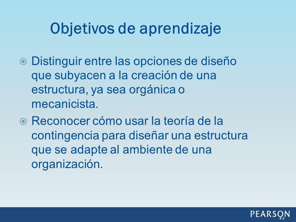 Jerarquía de autoridad Jerarquía de autoridad: Dicta quién le reporta a quién.