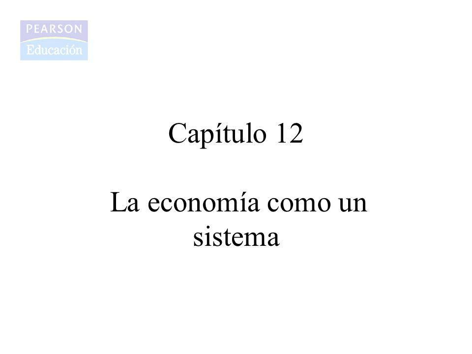 Capítulo 12 La economía como un sistema