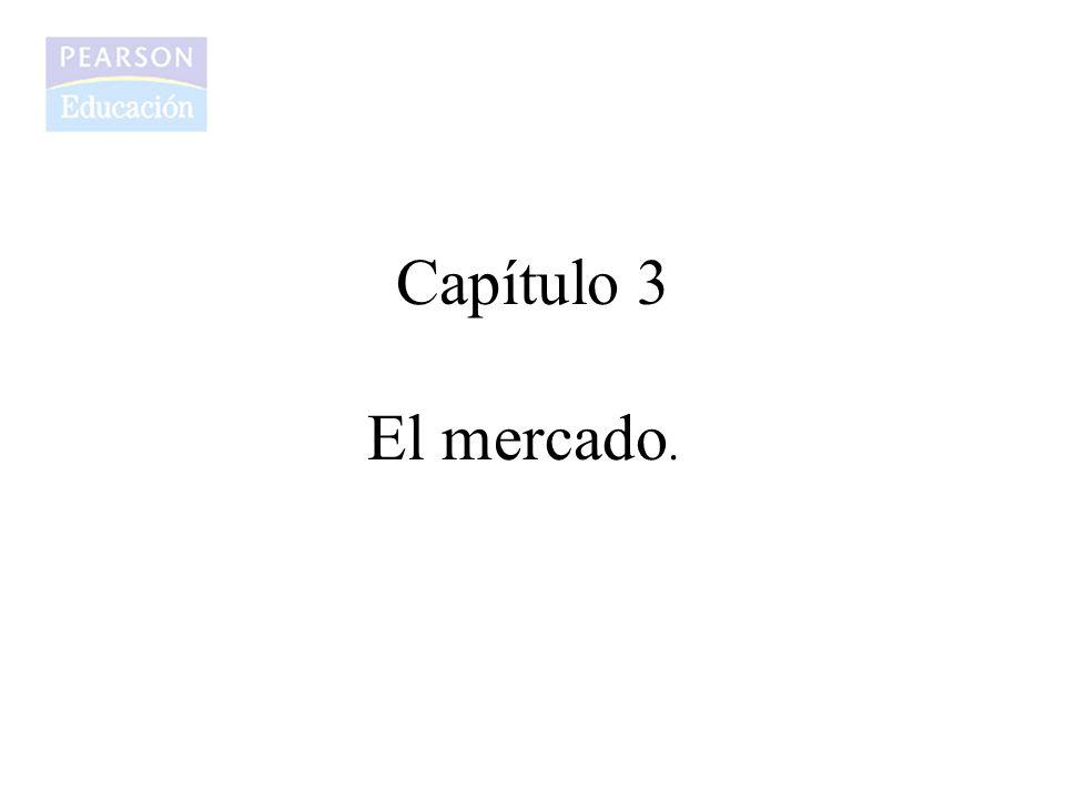 Capítulo 3 El mercado.