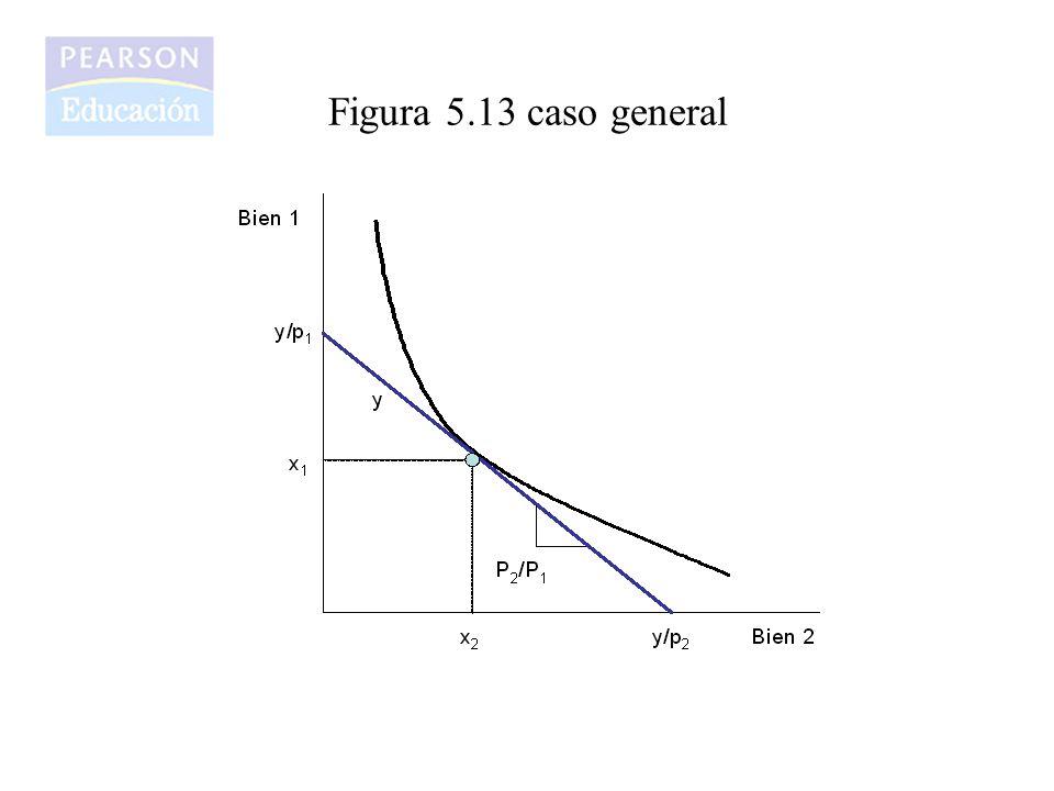 Figura 5.13 caso general