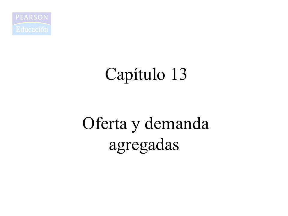 Capítulo 13 Oferta y demanda agregadas