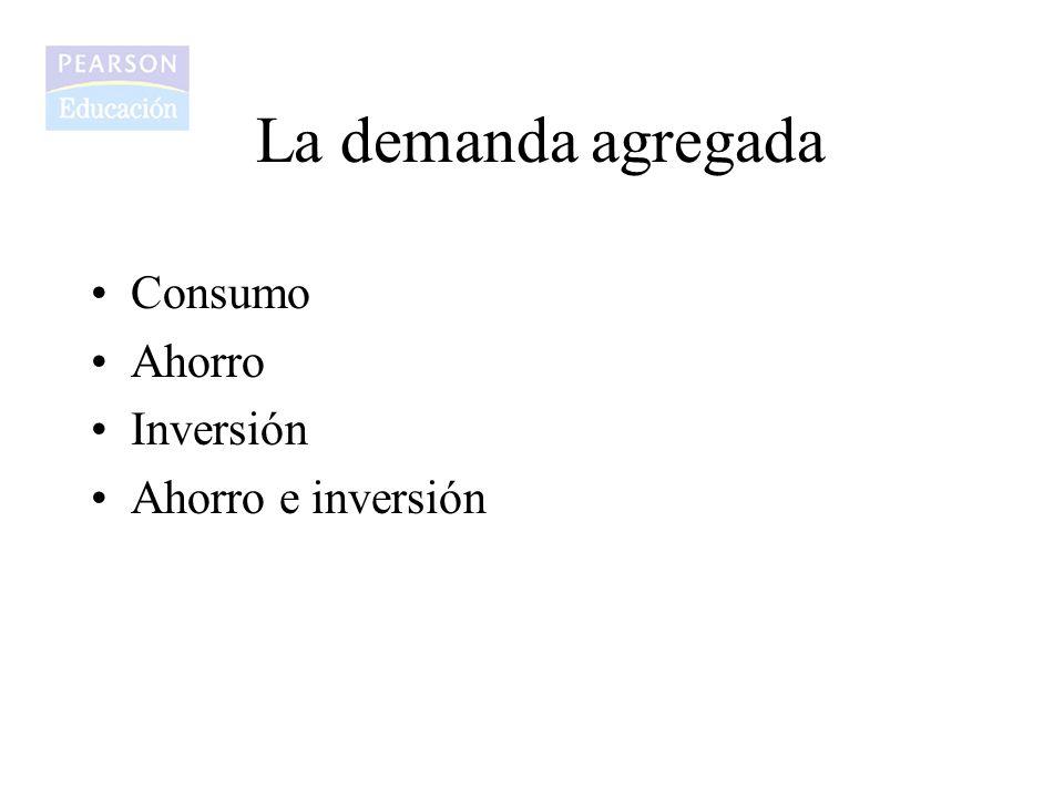Comentario introductorio Como se mencionó en el capitulo anterior, las curvas de demanda tienen componentes agregados.