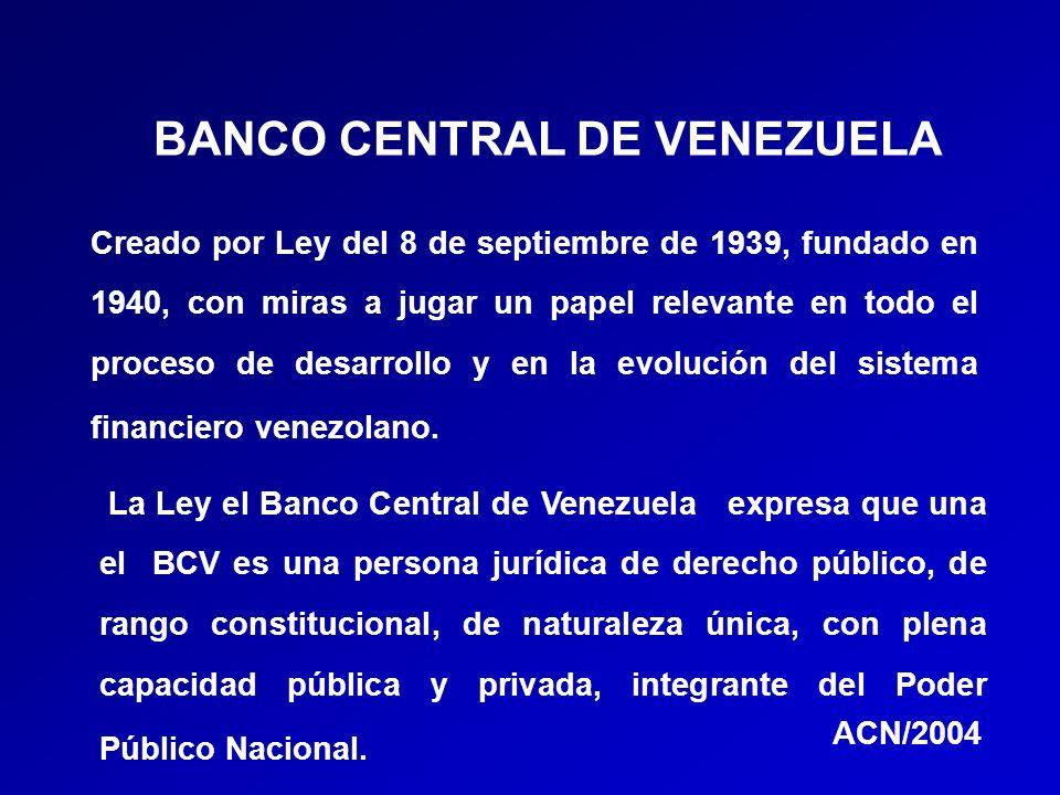 Creado por Ley del 8 de septiembre de 1939, fundado en 1940, con miras a jugar un papel relevante en todo el proceso de desarrollo y en la evolución d