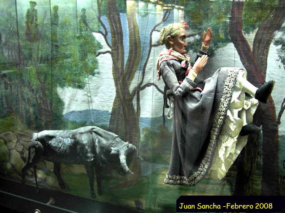 Juan Sancha –Febrero 2008