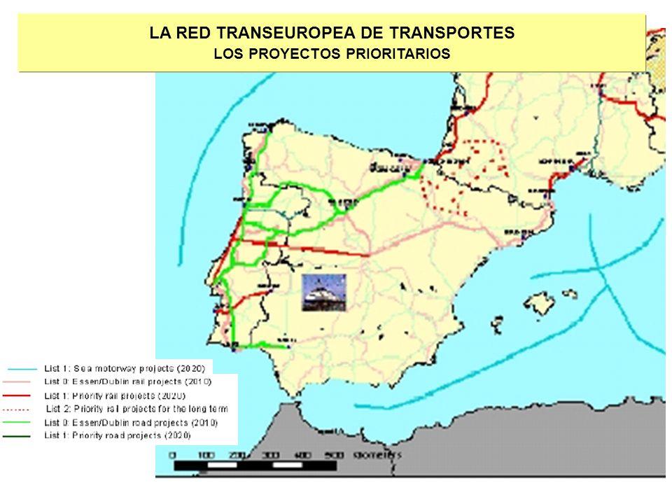 15 LA RED TRANSEUROPEA DE TRANSPORTES LOS PROYECTOS PRIORITARIOS
