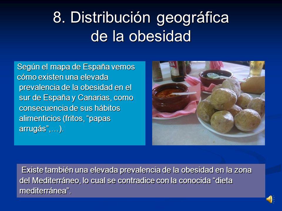 7. Prevención de la obesidad Ingesta diaria de 4 raciones de frutas y verduras Ingesta diaria de 4 raciones de frutas y verduras Ingesta diaria de ene