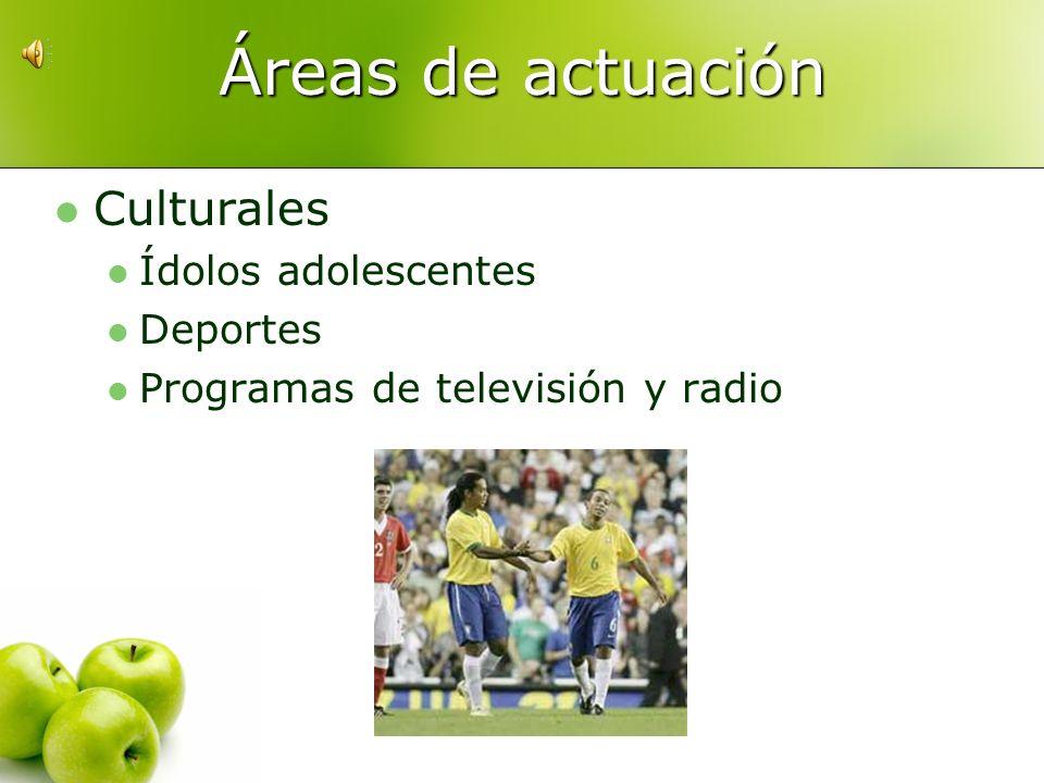 Áreas de actuación: Educativas Colegios Institutos Acceso a padres y profesores.